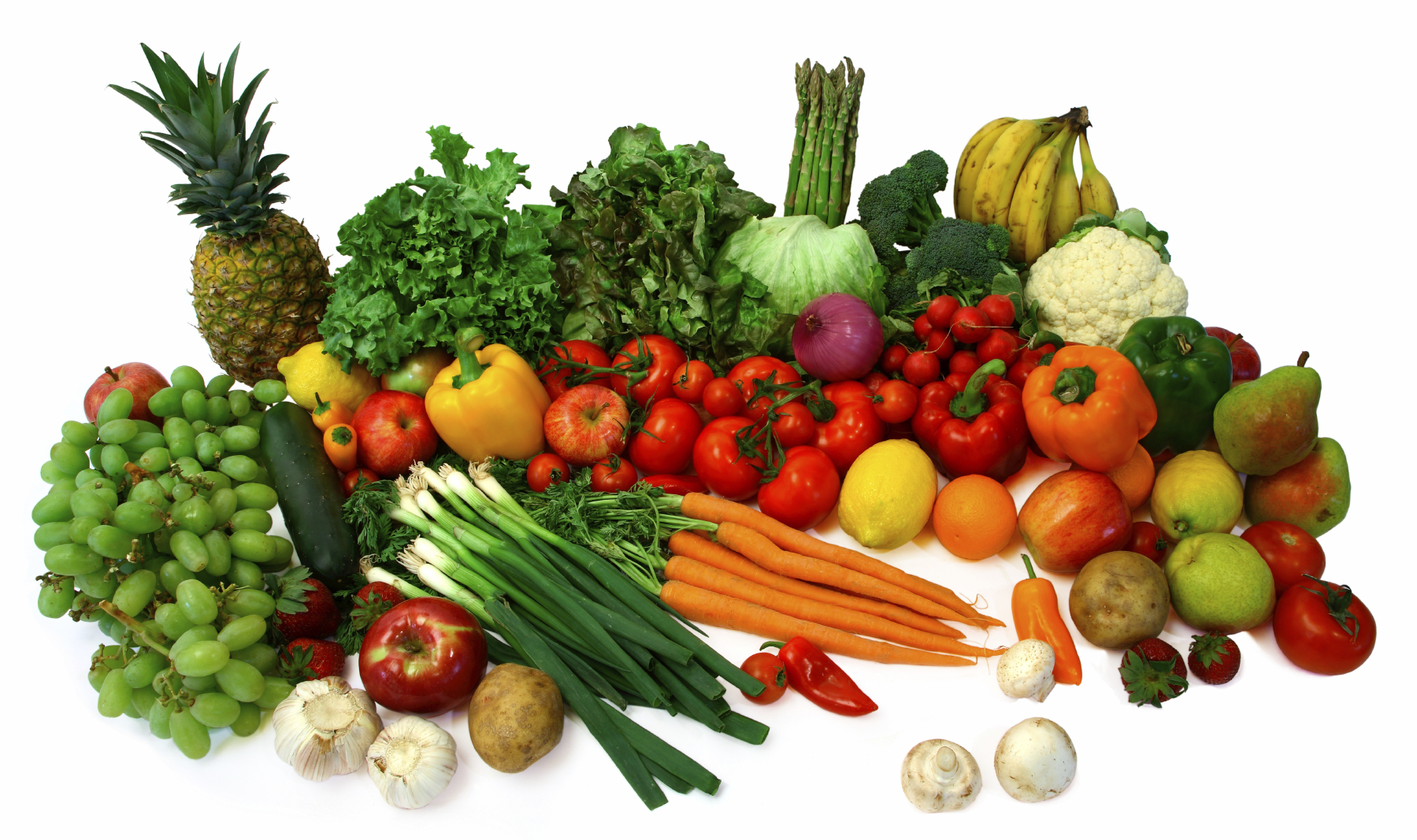 Multivitamin vegetables